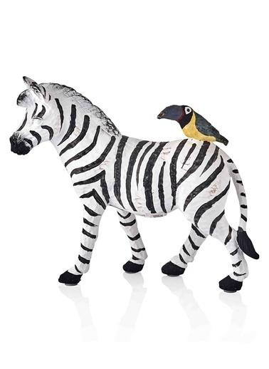 The Mia Biblo - Zebra 25 Cm Siyah